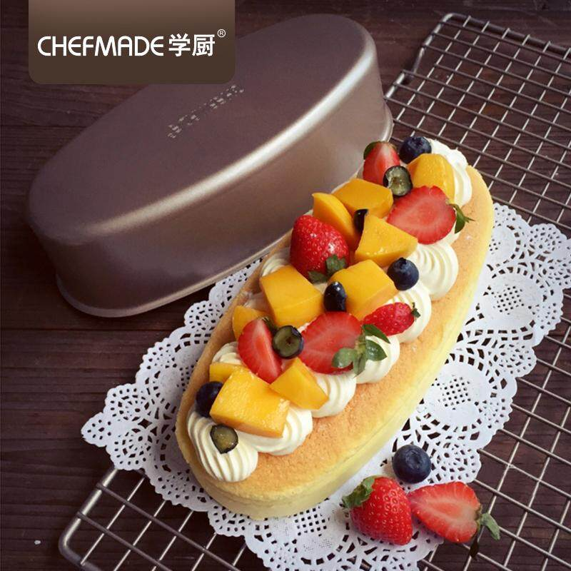 CHEF MADE OVAL CHEESE CAKE PAN