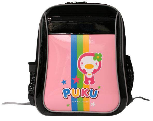 PUKU School (Pink) Backpack