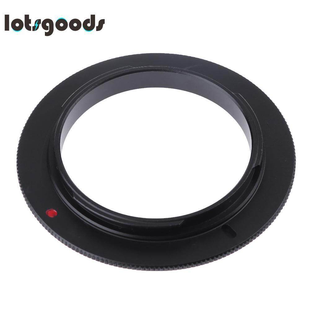 Macro Reverse Adaptor Lensa Cincin Ai Mount D3100 D7100 D7000 D5100 (Hitam)--Intl