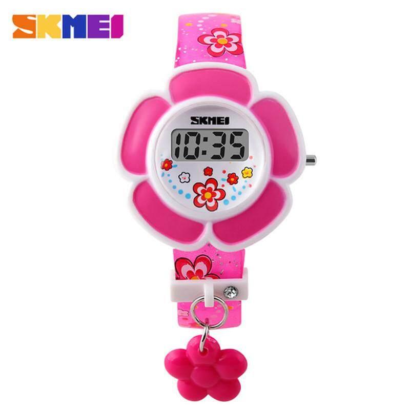 fc68b7e7c Skmei 1144 Children Girls Watches Cartoon Creativity Fashion Casual  Wristwatches Cute Kids Led Digital Watch -