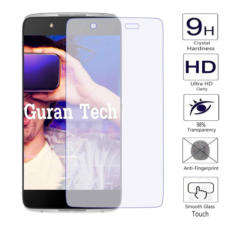 Kaca Antigores Layar Pelindung Film untuk Alcatel Idol 4 (5,2 Inch) Smartphone Anti Gores Bukti Pecah