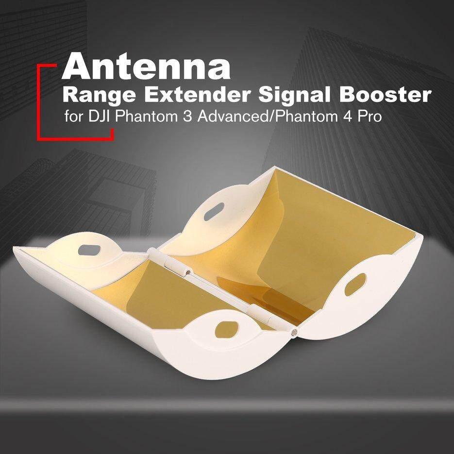 【free Shipping】e Era Range Extender Antena Penguat Sinyal Untuk Dji Phantom 3 Advanced/phantom 4 Pro By Empire Era.