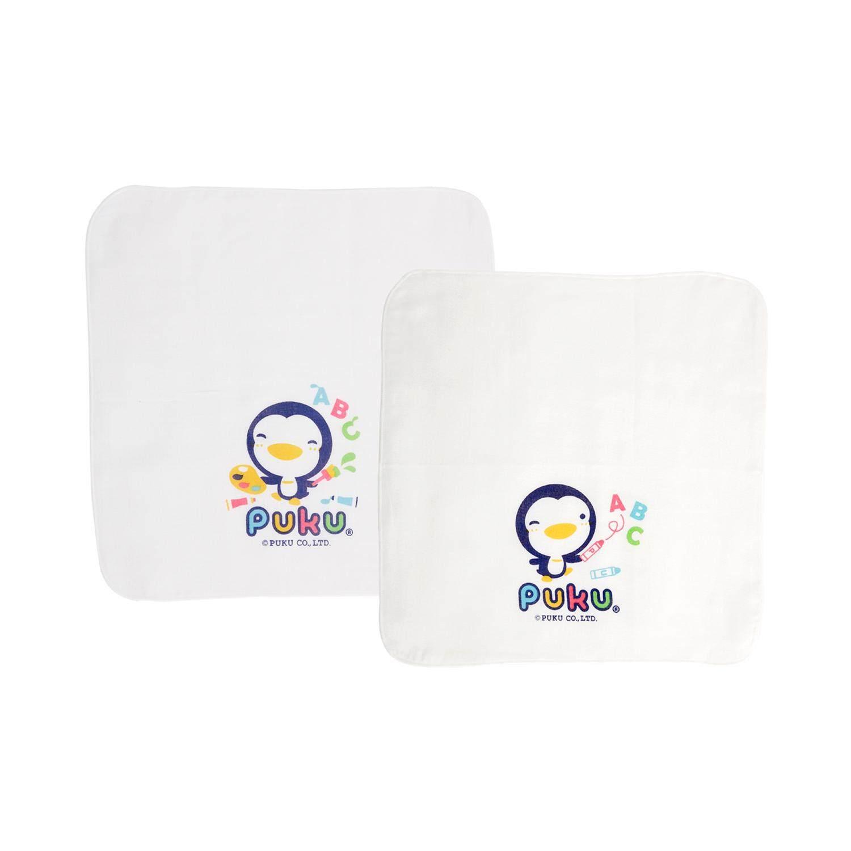 Puku Gauze Handkerchief 30*30cm (2pcs)