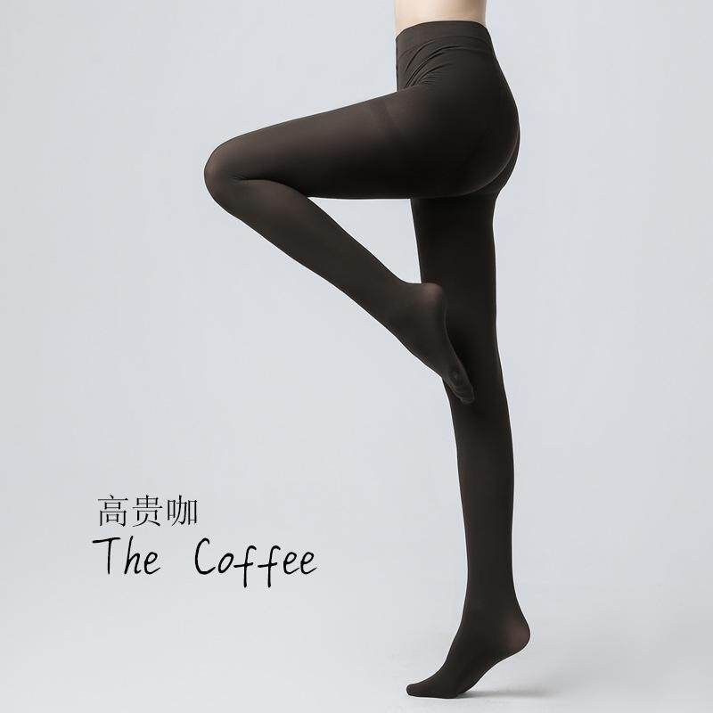 d16c4808a Buy One Get One Free BONAS 200D Plus Size Sexy Velvet Seamless Pantyhose  for Women Warm