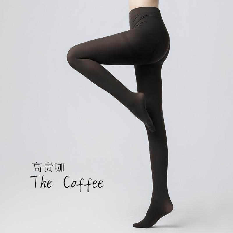 ea89166135f Buy One Get One Free BONAS 200D Plus Size Sexy Velvet Seamless Pantyhose  for Women Warm