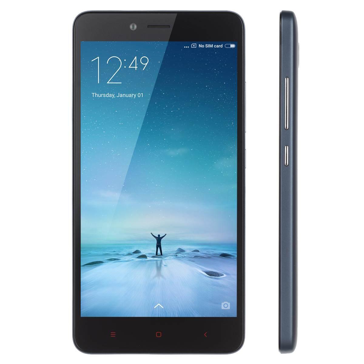การใช้งาน  ชัยภูมิ Xiaomi Redmi Note2 Android 5.0 โทรศัพท์ W/2 กิกะไบต์ RAM 16 กิกะไบต์ ROM - Dark Grey - INTL