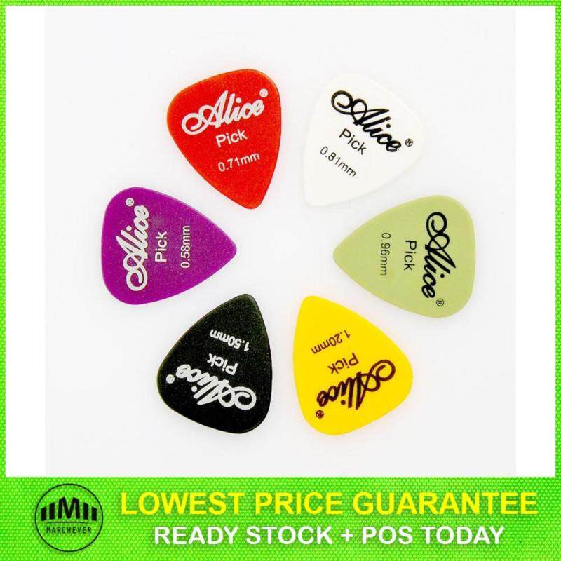 FASHION TEE Acoustic Electric Guitar Picks Plectrums with 0.71mm High Quality 6pcs Malaysia