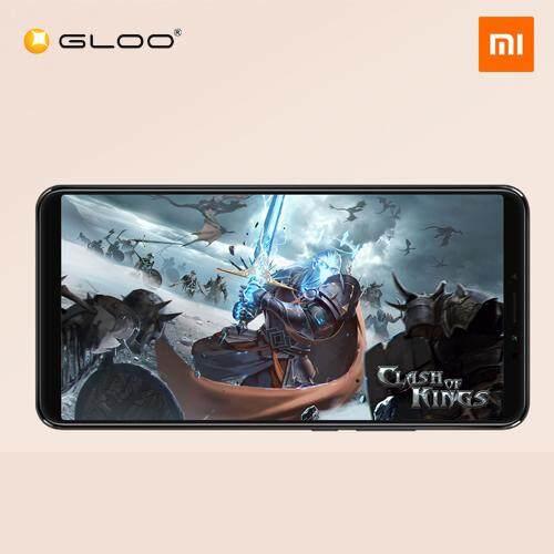 Mi Max 3 4GB+64GB Black [ORIGINAL XIAOMI MALAYSIA]