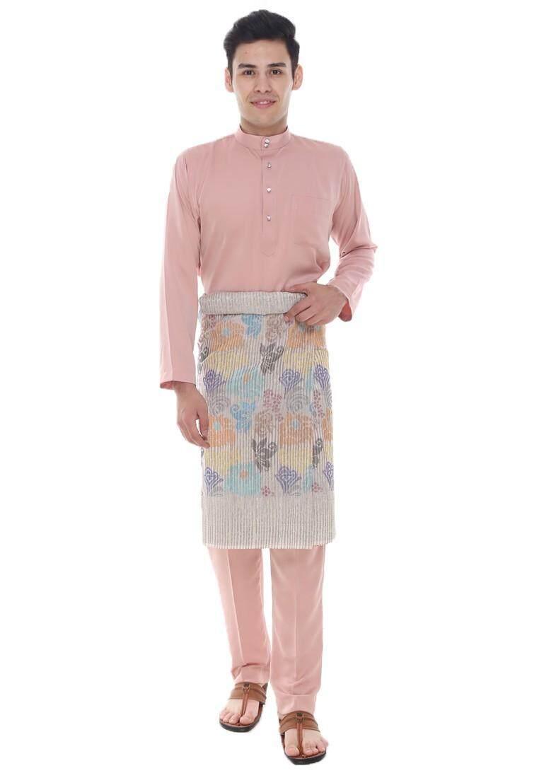 Baju Melayu Classic (Rose Gold)