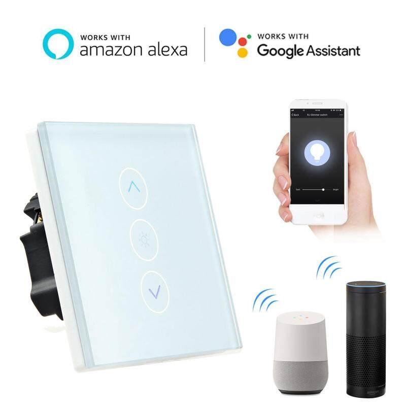 Kobwa Home Decoration WIFI Intelligent Dimmer Switch,EU PLUG