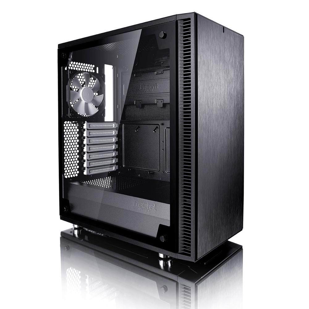 # FRACTAL DESIGN Define C Tempered Glass # Malaysia