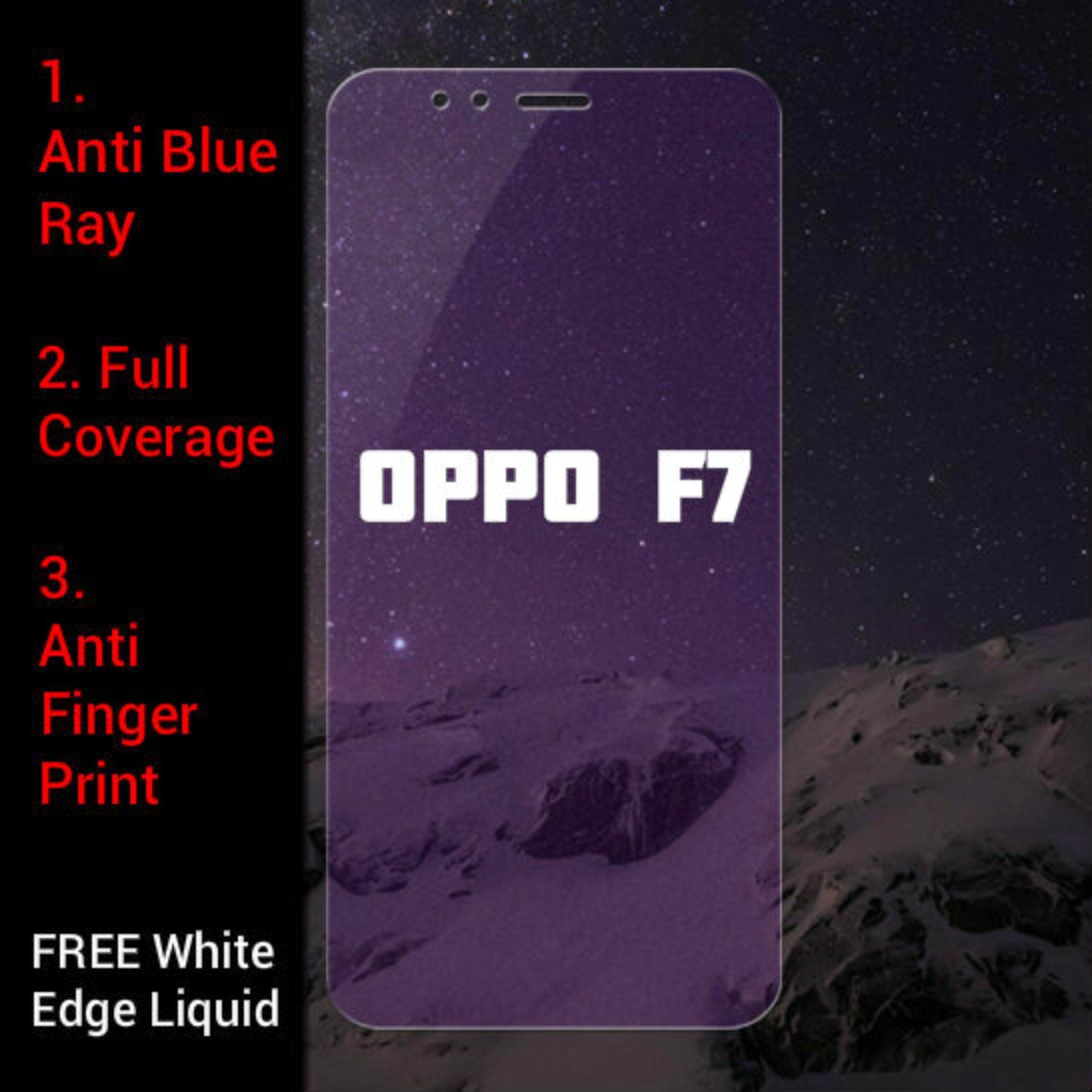 Oppo Products Accessories For The Best Price In Malaysia Lcd F1 Fullset Touchscreen Original F7 Blue Ray Matte Full Tempered Glass Screen Protector Anti
