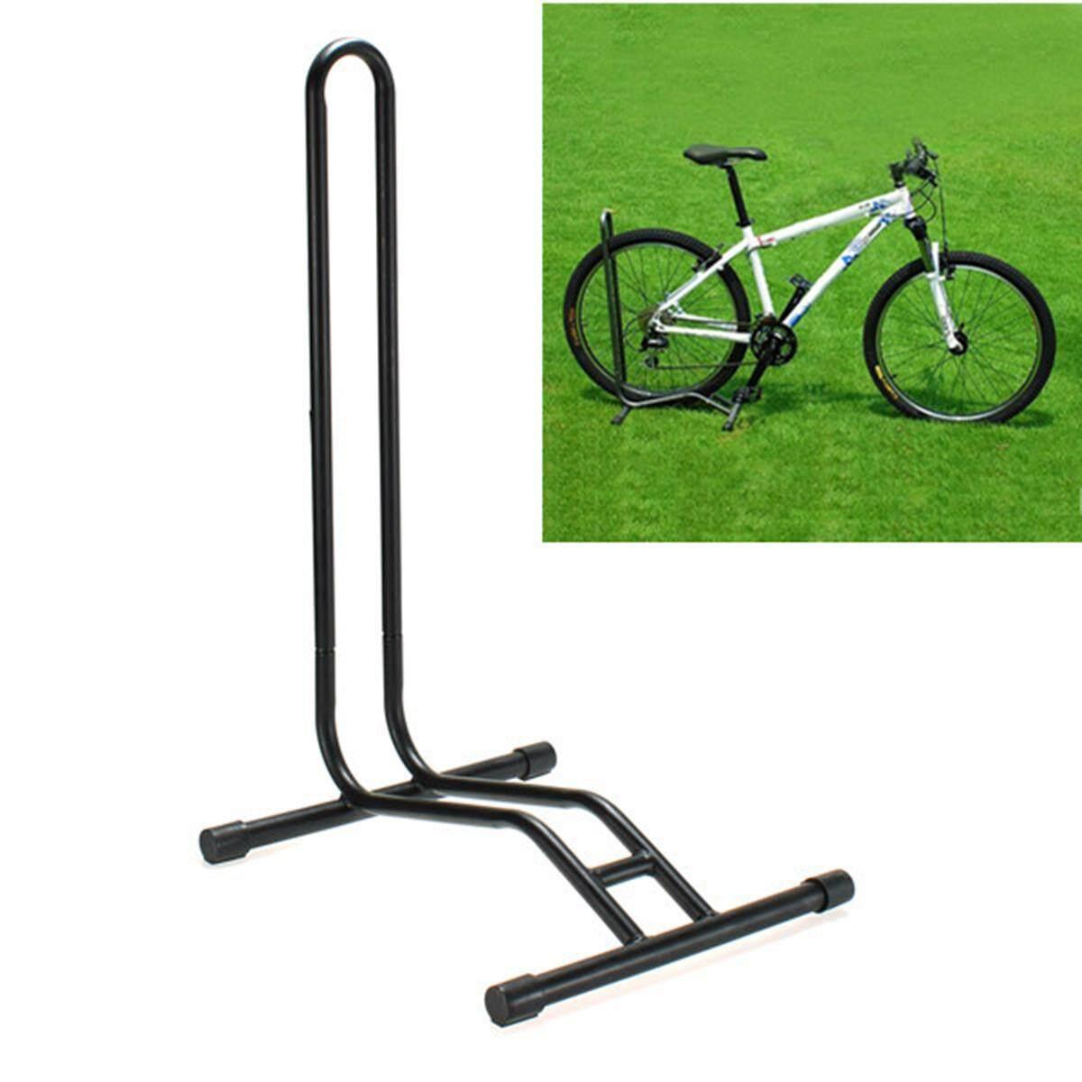 Sepeda Bersepeda Sepeda Lantai Rak Parkir Penyimpanan Stand Stand Reparasi Tempat Rak-Intl