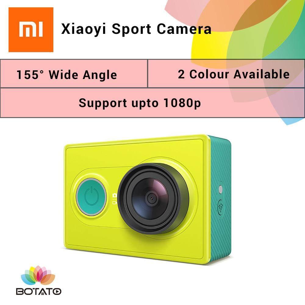 [[XiaoYi Sport Camera 1080p]] Outdoor Cam Action Cam [[Botato Electronic]]