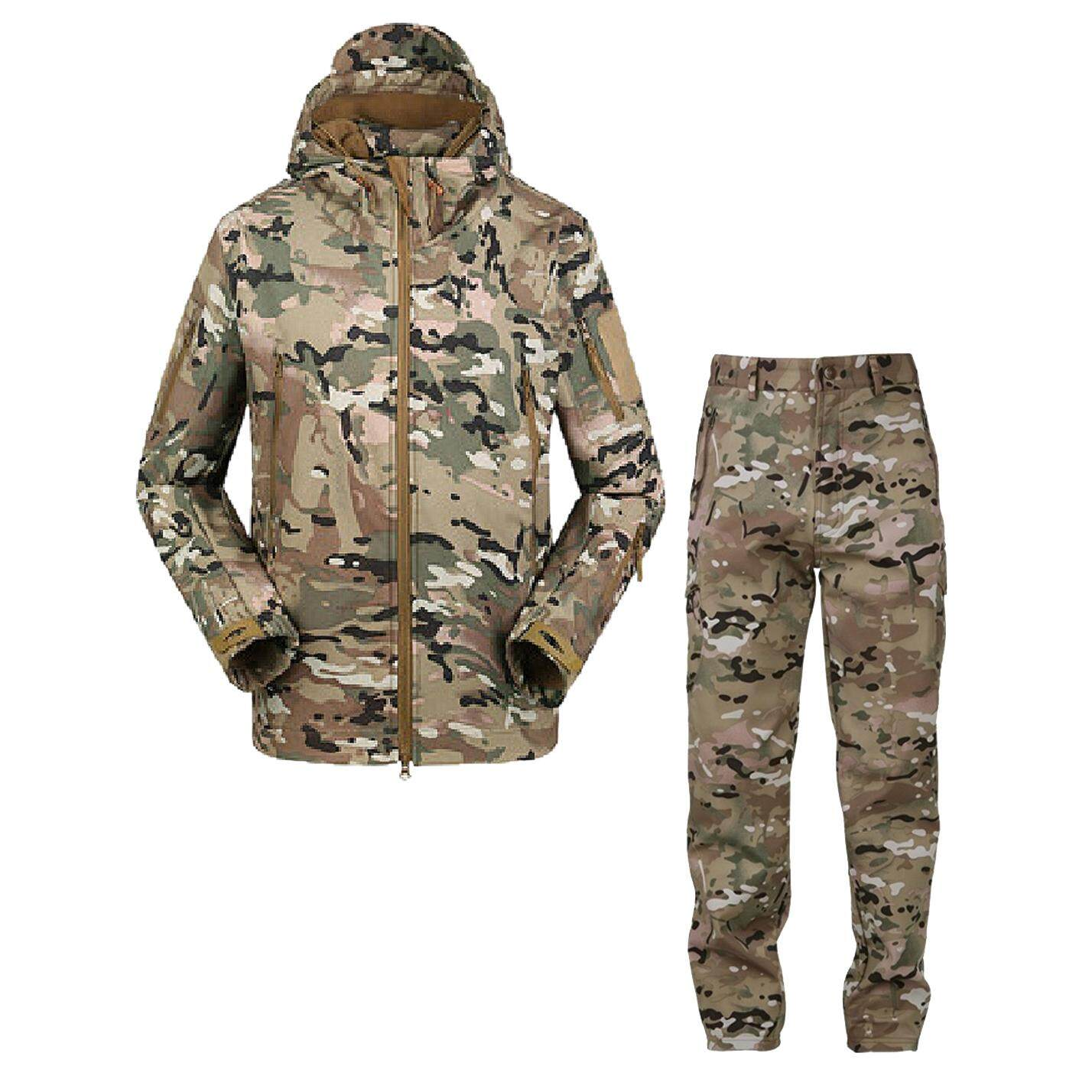 Buy Sell Cheapest Cp Jacket Best Quality Product Deals Torch Tshirt Women Tosca Hijau Xl Tactical Softshell Camouflage Outdoors Sport Waterproof Hunting Clothes Set Pants Xxl