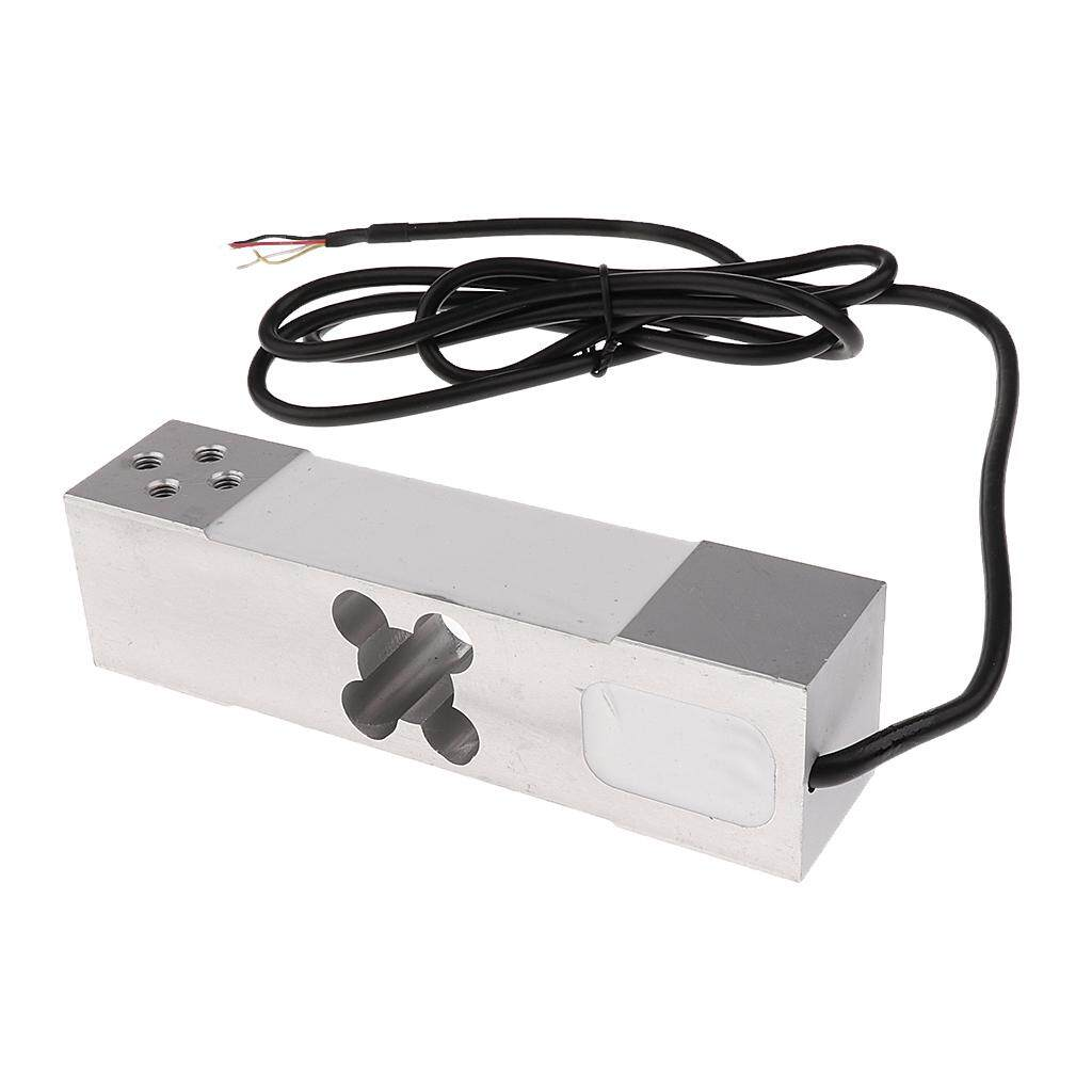 Miracle Shining Weighing Sensor 100kg Electronic Scale Aluminium Alloy Load Cell Weight New By Miracle Shining.