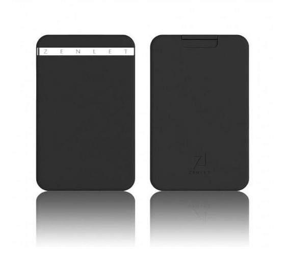 Zenlet New Arrivals Wallet anti theft Blocking Card INGENIOUS RFID-BLOCKING Wallet .