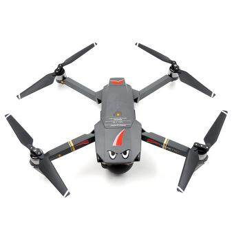 DJI Mavic Pro Drone WW2 Bomber Set - Eyes and Mouth and Flying Star Combo Set