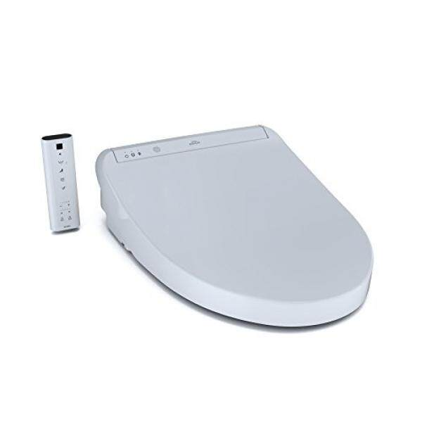TOTO SW3036#01 K300 Washlet Electronic Bidet Toilet Seat With Instantaneous  Water Heating With Premist