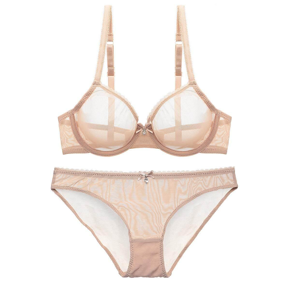 7873134925 2019 GG Appealing Women Sexy Bra Panty Set Underwear Intimates Lace Lingerie