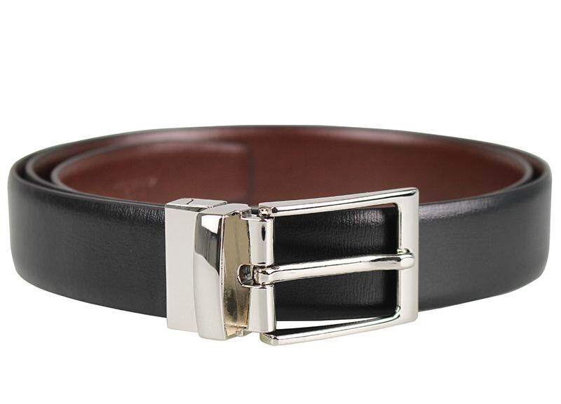 Tomaz NT30 Leather Belt (Black)