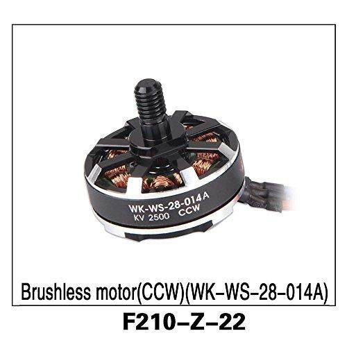 Brushless motor(CCW)(WK-WS-28-014A) for Walkera