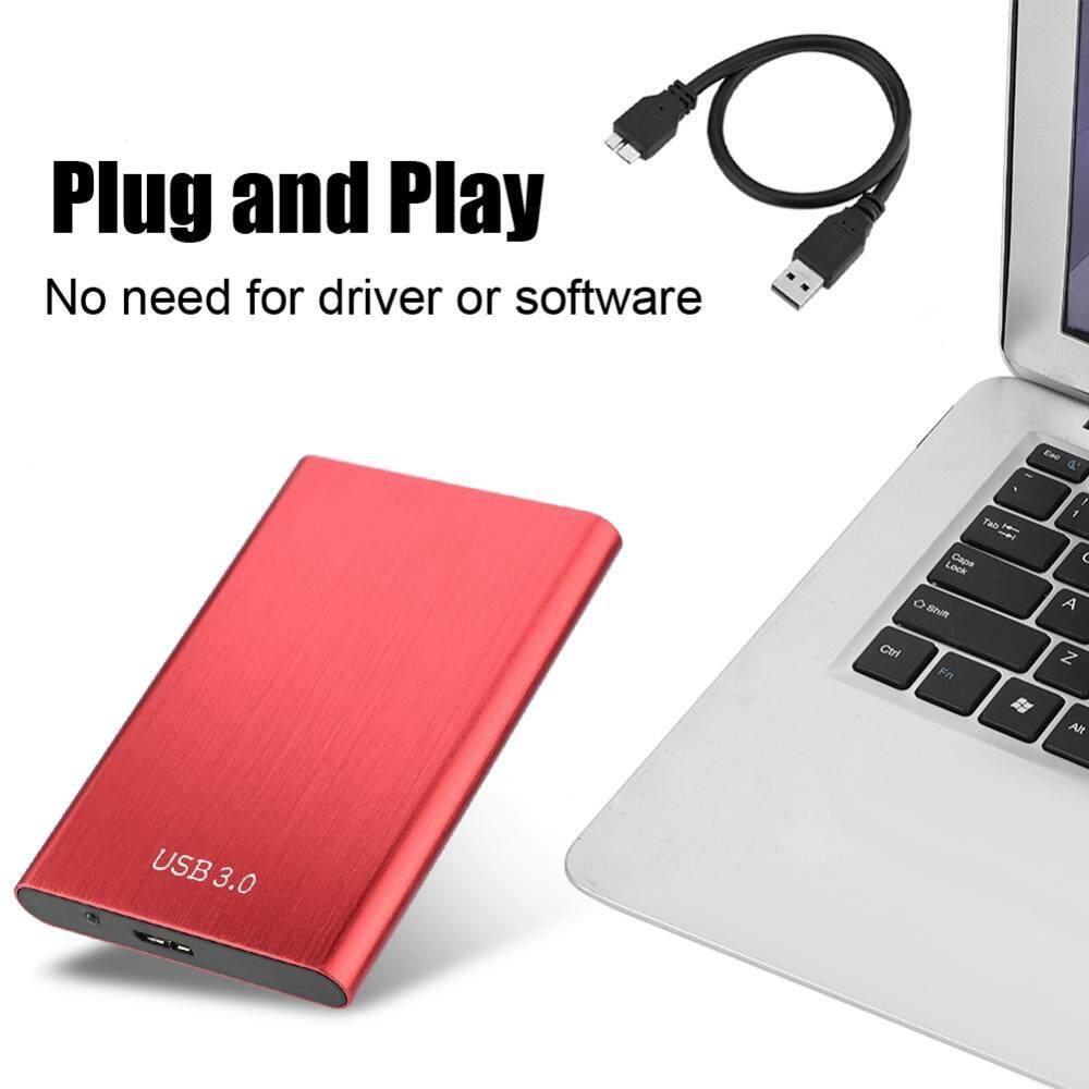 Qianmei 2.5inch SATA SSD External Enclosure Aluminum Alloy USB 3.0 Hard Drive Case