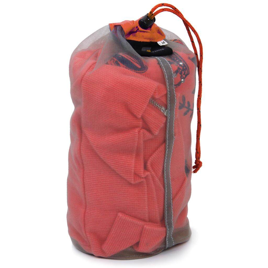 Magideal Ultra Light Mesh Stuff Sack Storage Bag For Tavel Camping Size M By Magideal.