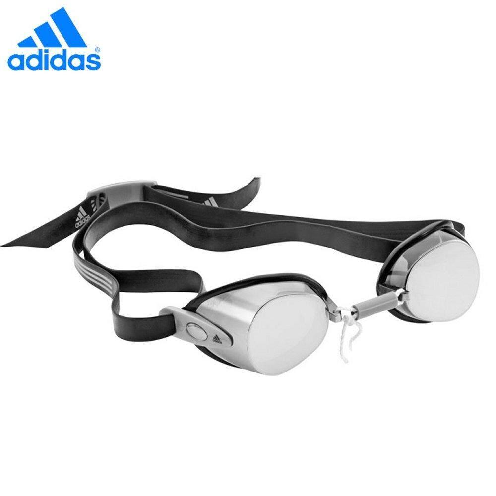 Adidas Hydronator Kacamata Renang Kacamata Renang Hitam/Abu-abu X14539-Intl