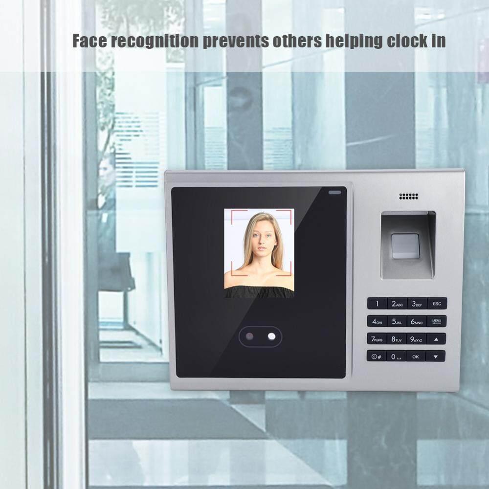 2.8 TFT Face Recognition Fingerprint Attendance Machine Management Machine Access Control System (US)