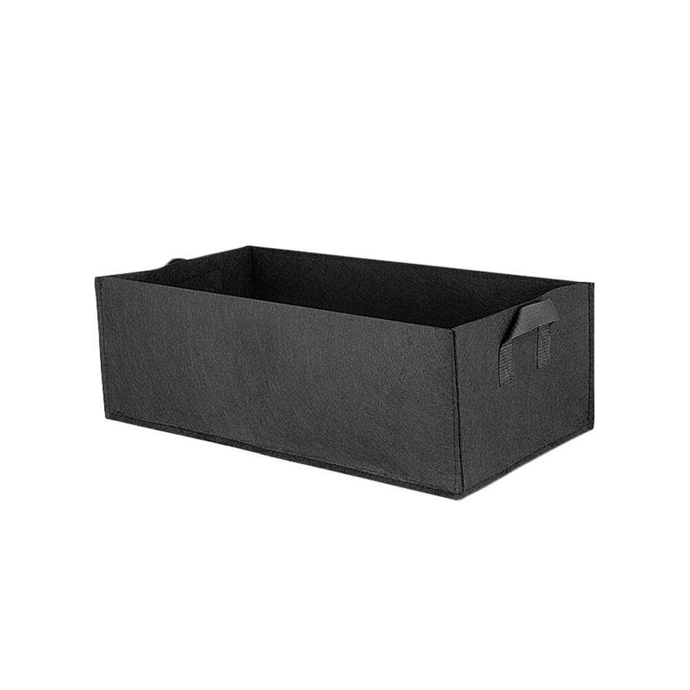 Big House Square Garden Growing Bags Planter Bag Plant Tub Container With Handles For Harvesting Growing Vegetables