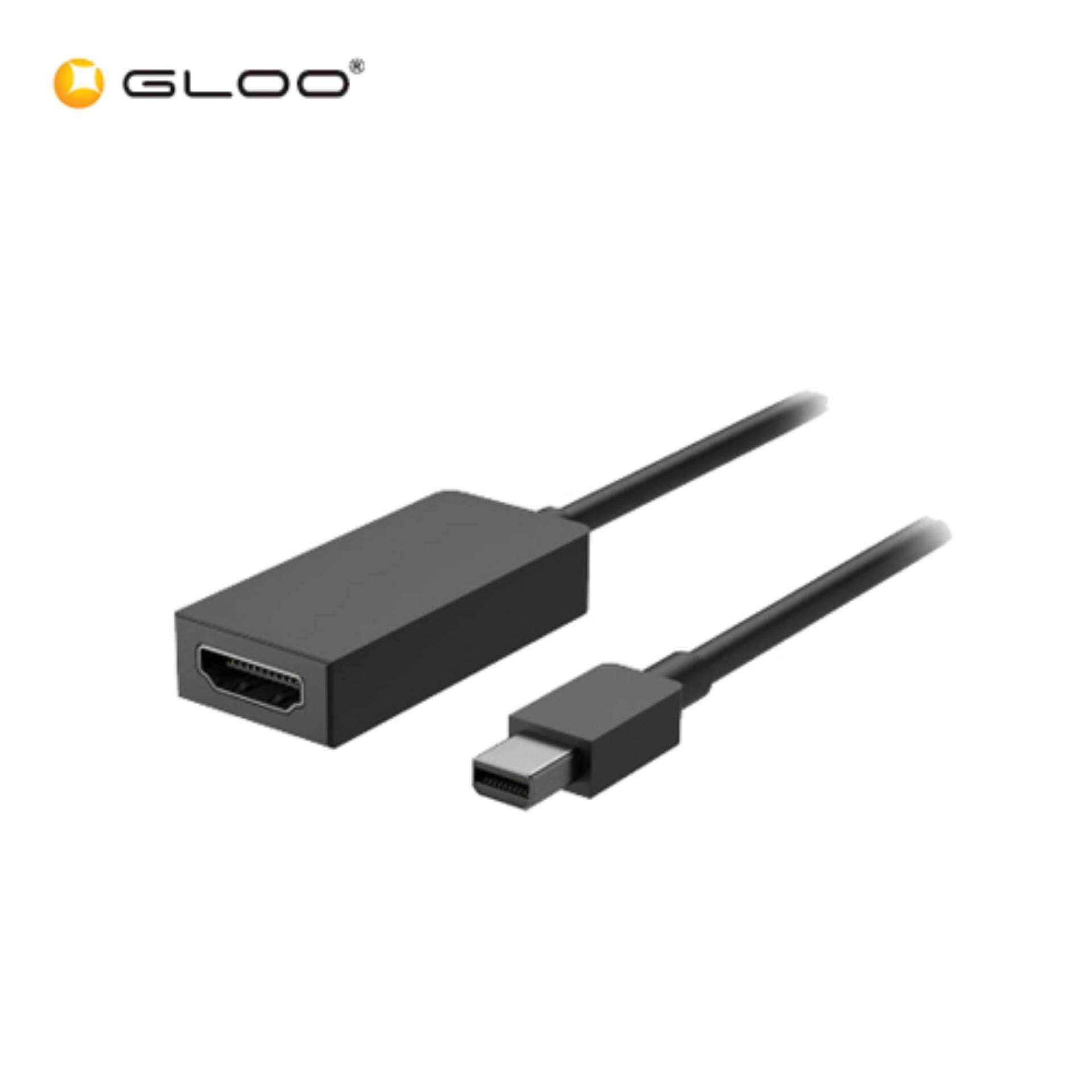 Microsoft HDMI Adapter (Win10/8.1) - Black