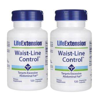 LIFE EXTENSION WAIST-LINE CONTROL™ Twin Pack (WEIGHT MANAGEMENT)