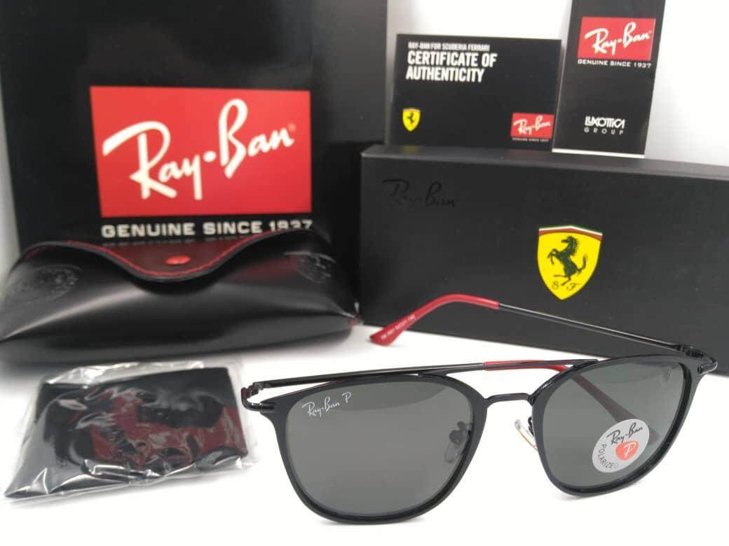 SCUDERIA FERRARI COLLECTION R.B-3601M SUNGLASSES