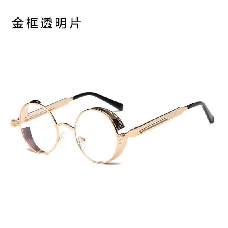 2018 Sunglasses Legend of the Blue Ocean Sunglasses Generation 1628 CH1628(Gold frame transparent film