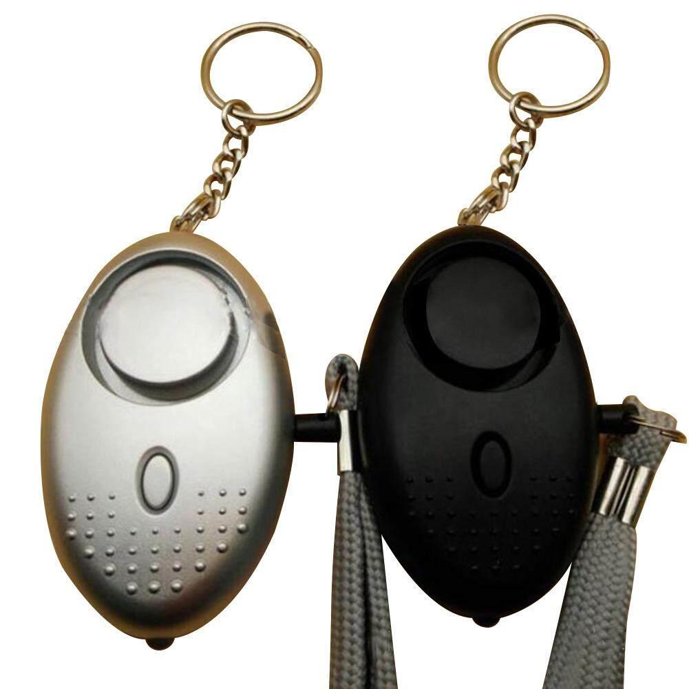 1Mini Portable Personal Alarm Keychain Emergency Safety Alarm Bag Decoration for Women Kids Girls Elderly 30db