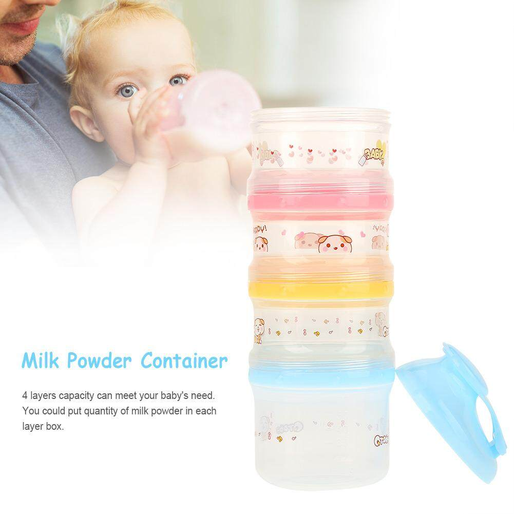 Buy Sell Cheapest Milk Powder Container Best Quality Product Deals Pumpee Stylist 3 Layer Tempat Susu