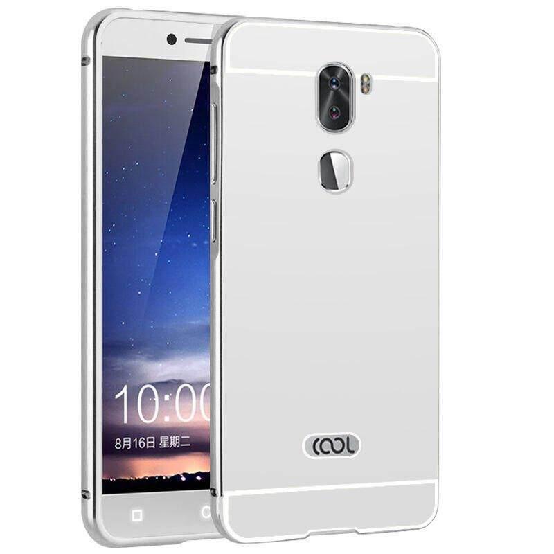 Kasus baja untuk Huawei Mate 9 lapis ganda tahan guncangan berdiri aling aling Gold. Source