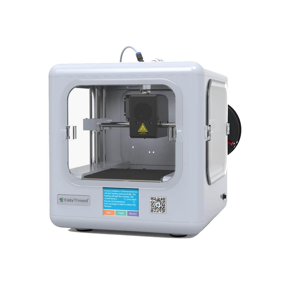 Hình ảnh Easythreed NANO Mini Tập Hợp Đầy Đủ 3D Máy In Cho Hộ Gia Đình Giáo Dục & Sinh Viên 90x110x110 mét In Kích Thước hỗ trợ Một Phím In với 1.75 mét 0.4 mét Vòi Phun/Giấy Chứng Nhận CE