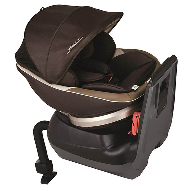 Combi 115627BR Baby Car Seat Cradling 360 Compact design Side protection Model