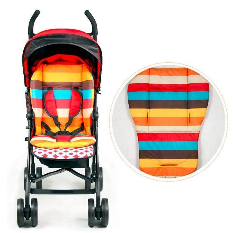 Baby Stroller Seat Cushion Pram Mattress Baby Stroller Accessories Pad Thick Cover For Baby Carriage Umbrella Cart Dining Chair - intl Singapore