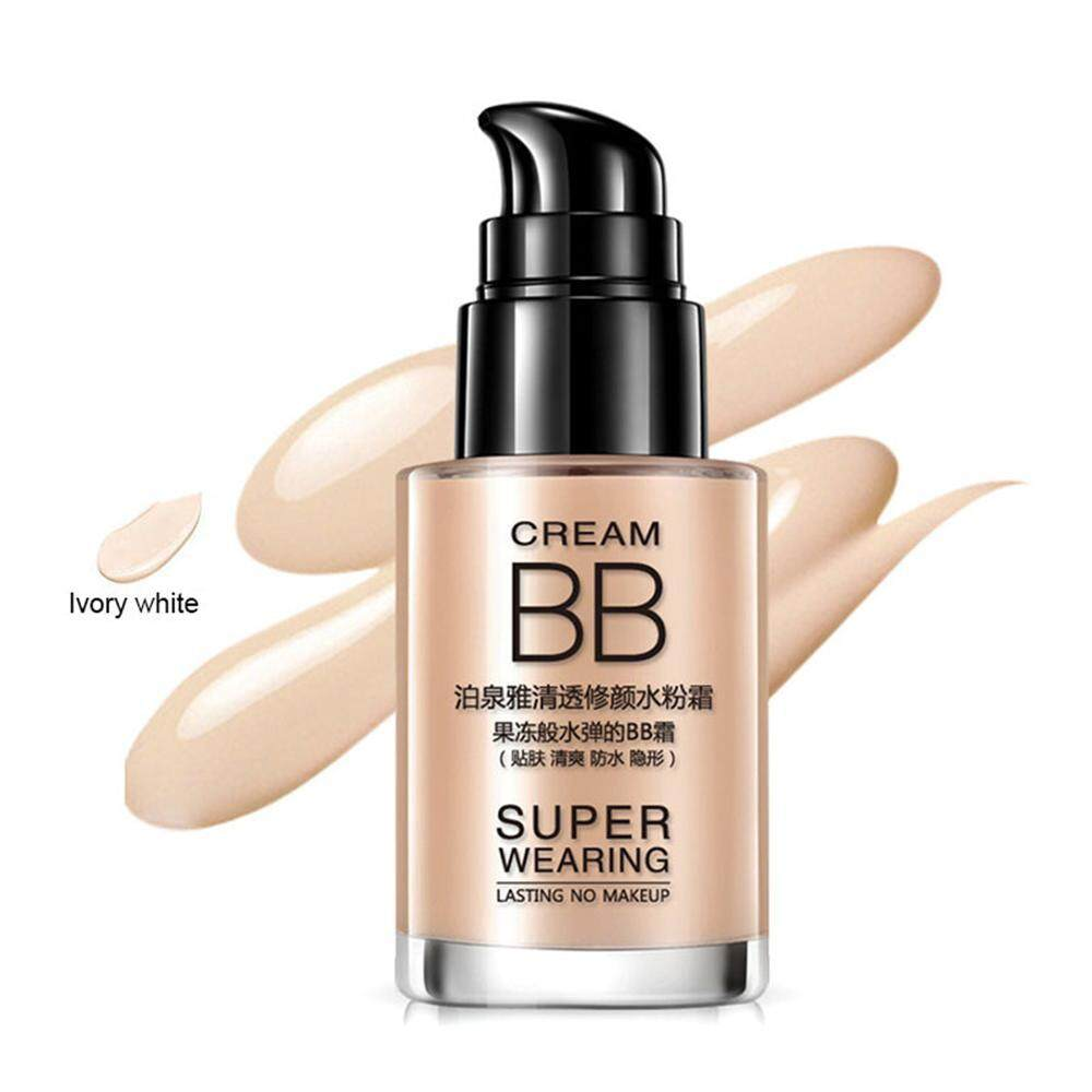 Aolvo Super Wearing BB Cream Concealer Long Lasting No Makeup Waterproof Moisturizing Brighten Foundation Natural Beauty 30ml Philippines