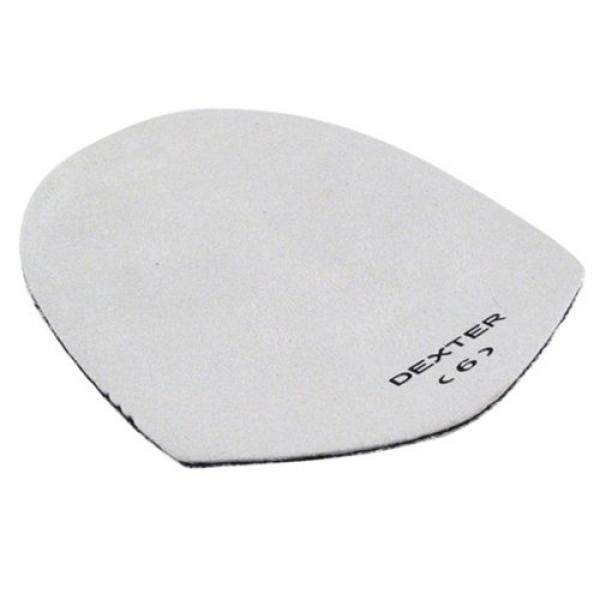 Dexter S6 Microfiber Putih Pengganti Tunggal/dari Amerika Serikat