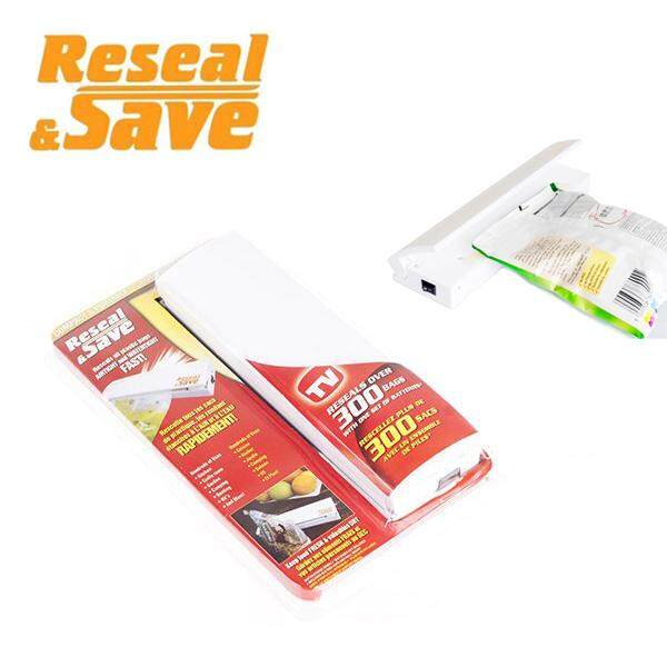 Reseal and Save Mini Portable Household Food Sealer Packing Sealing Machine