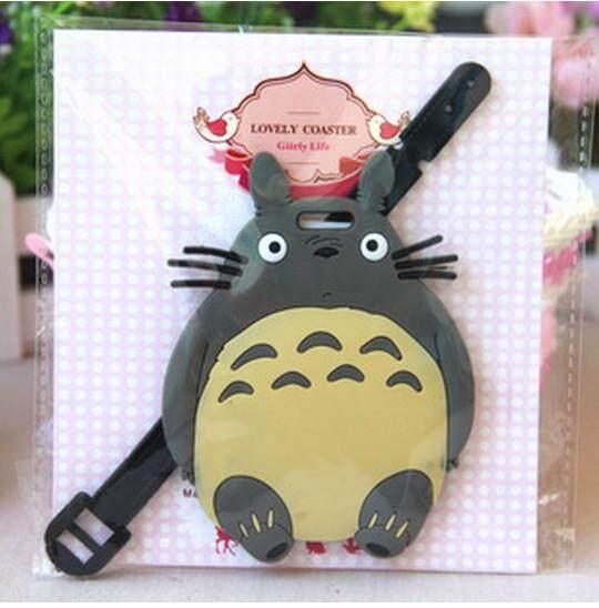 Cute Totoro Luggage Tag