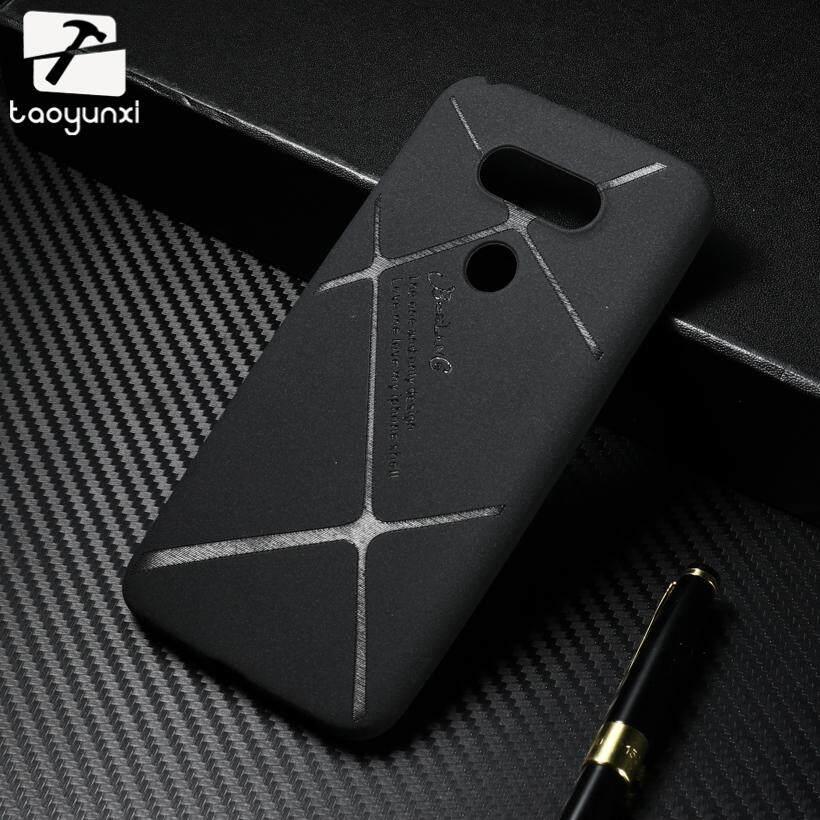 Taoyunxi Scrub Silicone Case S Untuk LG Optimus G5 F700 H830 H850 H858 VS987 H820 LS992 US992 Kecepatan H860N/ g5 Se H840 H845 G5 Lite G5se F700S G5Lite 5.3 Inch Covers Case Anti Debu Karet Kulit TPU Lembut Pelindung Silikon case Cover