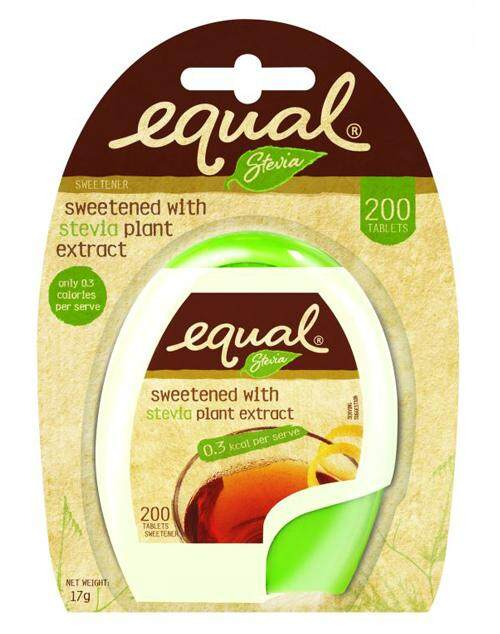 Equal Stevia Tablets (200 tabs) (sugar replacement) - Suitable for Diabetes