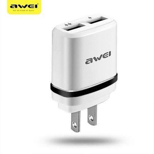 Awei C-920 2 USB Multifungsi Pengisi Daya Adaptor Legrand Indonesia-Internasional