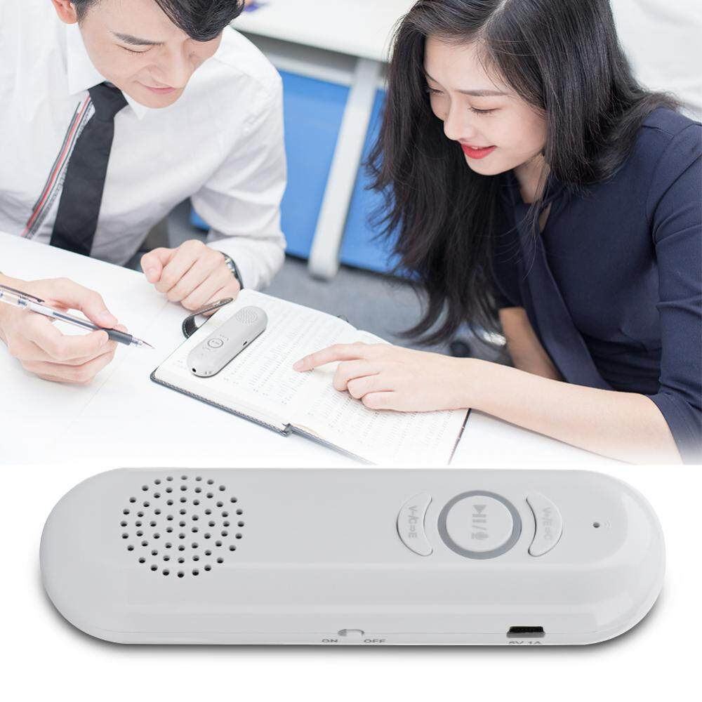 Hình ảnh SHANYU Portable Handheld Smart Chinese-English Two-Way Real Time Voice Speech Translator Music Player