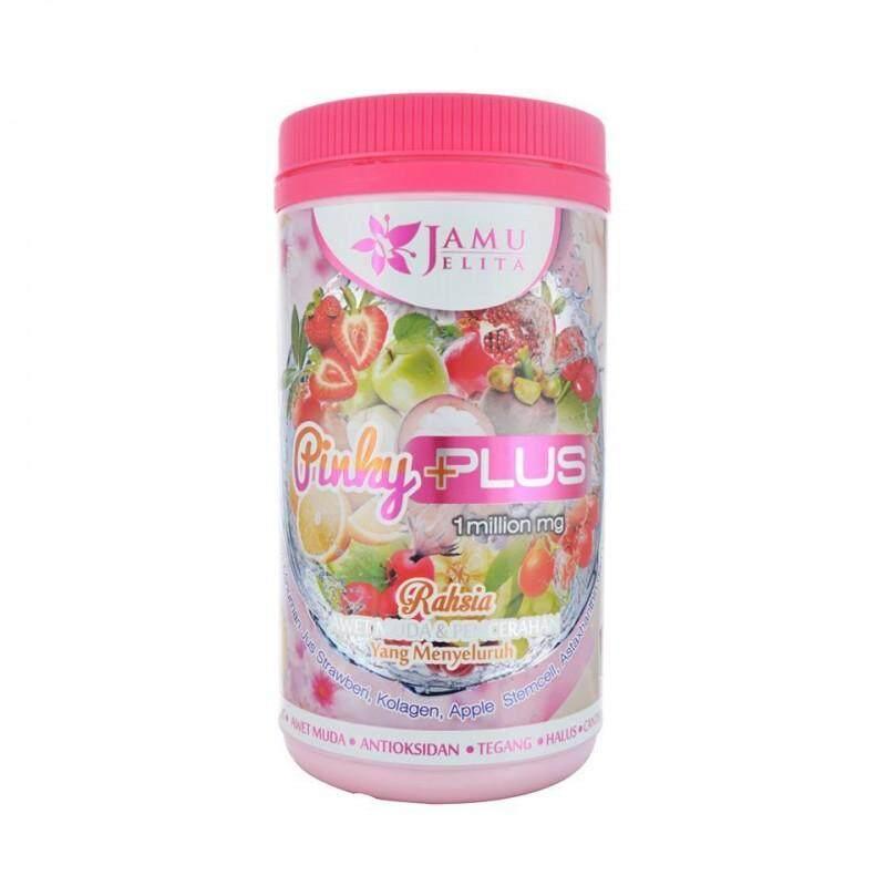 Jamu Jelita Pearl White Pinky Plus (1KG)